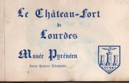 Le Château-Fort De Lourdes - Musée Pyrénéen - Lourdes