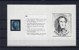 N°7 (plaat III Positie 139) GESTEMPELD MET 4 MARGES SUPERBE - 1851-1857 Médaillons (6/8)