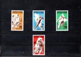 Camerun Nº Aereo 301-04 Olimpiadas, Serie Completa En Nuevo 7,50 € - Juegos Olímpicos