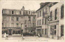 SAINT PIERRE QUILBIGNON  -  29  -   Les Quatre Moulins - Francia
