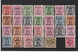 Belgium Precancels 1938. (78n) - Precancels