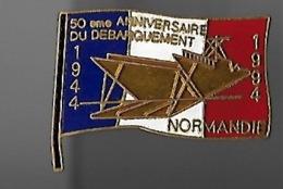 50 Ieme Anniversaire Du Débarquement 1944 1994 - Militaria