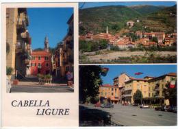 Cabella Ligure (Al). Multivisione. VG. - Alessandria