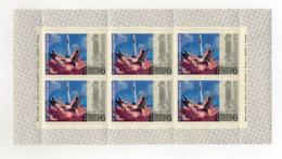RUSSIA - 1972 - Foglietto Tematica Spazio - 6 Valori - Nuovo ** - (FDC18273) - Raumfahrt