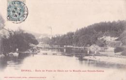 EPINAL - Ecole De Ponts Du Génie Sur La Moselle Aux Grands-Sables - Epinal