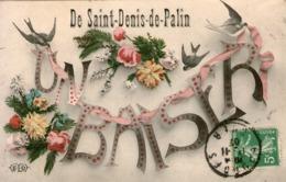 18-saint Denis De Palin-un Baiser De... - Autres Communes