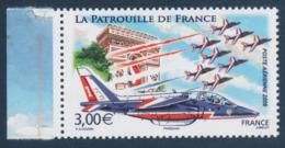 Poste Aérienne N° 71 A , Patrouille De France , Provenant De La Feuille De 10 Timbres , Port Gratuit - Poste Aérienne