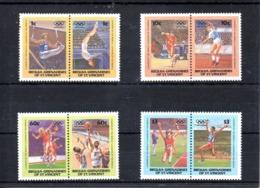 Bequia-Grenadines-St.Vicente Nº 19 Olimpiadas, Serie Completa En Nuevo 6€ - Juegos Olímpicos