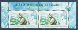Poste Aérienne 2 X N° 76 A , Adolphe Pégoud , Provenant De La Feuille De 10 Timbres , Port Gratuit - Poste Aérienne