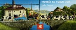 Switzerland - 2019 - Stamp Day 2019 - Bulle, Gruyere - Mint Souvenir Sheet - Switzerland