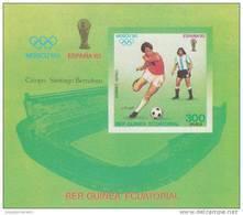 Guinea Ecuatorial Hb Sd - 1982 – Espagne