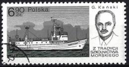 """Poland 1980 - Mi 2703 - YT 2521 ( Cargo """" MS Horyzont """" ) - 1944-.... République"""