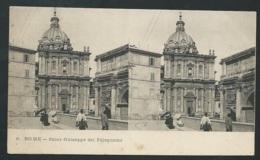 Carte Stereoscopîque -  6 - Rome Saint Guiseppe Dei Falegnami  - Vae07 - Stereoscopische Kaarten