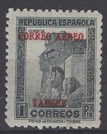 Tanger 110 ** Correo Aereo. 1939 - Marruecos Español