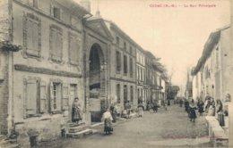 Gibel Rue Principale - Frankreich