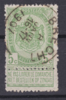 N° 56 BRECHT - 1893-1907 Coat Of Arms