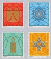 Switzerland - 2019 - Christmas - Mint Self-adhesive Stamp Set - Switzerland