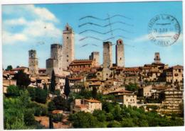 S.Gimignano (Si). Panorama. VG. - Siena