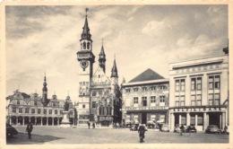 België Oost-Vlaanderen  Aalst Alost  Grote Markt  Graaf Van Egmont , Kredietbank Bank     M 1028 - Aalst
