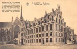 België Antwerpen Anvers Mechelen  La Poste De Post      M 1038 - Malines