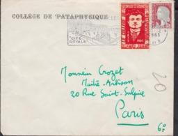 COLLÈGE DE PATAPHYSIQUE ALFRED JARRY - Erinnophilie
