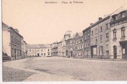 GEMBLOUX / PLACE DE L ORNEAU - Gembloux