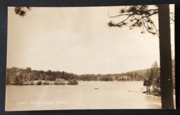 Lake Arrowhead California Photo-carte - San Bernardino