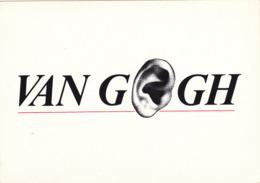 PEINTRE VAN GOGH - L'oreille - Humour - Paintings
