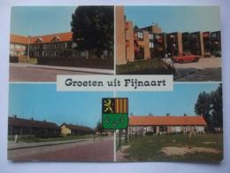N31 Ansichtkaart Fijnaart - 1976 - Nederland