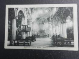 20013) VARESE SACRO MONTE INTERNO DELLA CHIESA VIAGGIATA 1918 - Varese