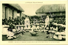 Ouganda (A.E.F.) - Jour De La 1ère Communion - Oeganda