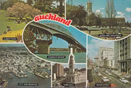 Neuseeland - Auckland  - Queen Street  - Views - Nice Stamp - Nuova Zelanda