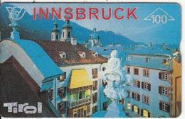 AUSTRIA - Innsbruck, CN : 700A, 01/97, Used - Oostenrijk