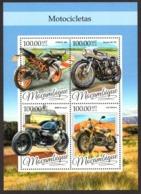 MOZAMBIQUE - MOCAMBIQUE - Moto - Motor - Honda - BMW - KTM  - Ural - Motorbikes