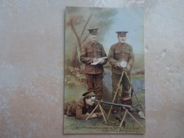CPA Raphael TUCK Oilette Northumberland Fusiliers - Tuck, Raphael