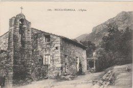 Corse Du Sud . Eccica-Suarella . L ' église . - France