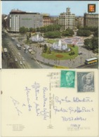 BARCELONA -PLAZA DE CATALUNA - Barcelona