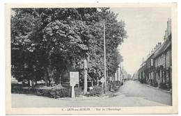 CPA DUN SUR AURON, RUE DE L'HERMITAGE, CHER 18 - Dun-sur-Auron