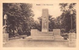 België Antwerpen    Rumst  Het Monument      M 1070 - Rumst