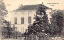 België Oost-Vlaanderen Zele  Huis Burgemeester Meeus       M 1078 - Zele