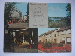 N32 Ansichtkaart Gewest Helmond - Peelland - Helmond