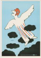 SAVIGNAC Ed Art Unlimited  N°A2752 -  Série Artis 89 Bicentenaire Révolution Marianne Ange  - CPM 10,5x15 TBE 1989 Neuve - Savignac
