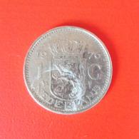 1 Gulden Münze Aus Den Niederlanden Von 1976 (schön) - 1948-1980 : Juliana