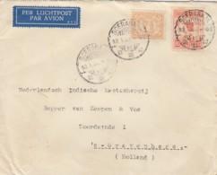 Nederlands-Indië Brief Luchtpost 1933 - Niederländisch-Indien