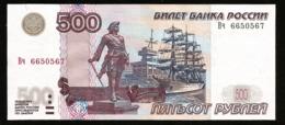 * Russia 500 Rubles 1997 - Russia