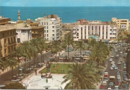 CPSM LIBAN BEYROUTH Place Des Canons 1971 - Lebanon