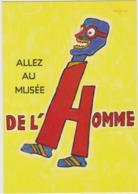 SAVIGNAC  Ed Cart'com -  Publicité Pour Le Musée De L'homme  - CPM 10,5x15 TBE Neuve - Savignac