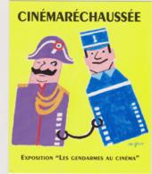 SAVIGNAC  -  Les Gendarmes Au Cinema Ed Du Sirpa Gendarmerie  - CPM 10,5x15 TBE 1997 Neuve - Savignac