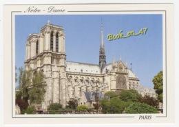 {76162} 75 Paris , Notre Dame - Notre Dame De Paris