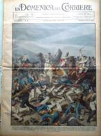 La Domenica Del Corriere 18 Dicembre 1932 Ruggero Leoncavallo Campane Medaglia - Libri, Riviste, Fumetti
